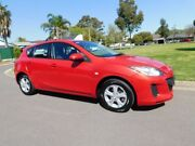 2012 Mazda 3 BL10F2 MY13 Neo Activematic Red 5 Speed Sports Automatic Hatchback Somerton Park Holdfast Bay Preview