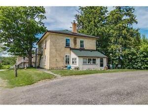 Great Investment Sitting on MASSIVE Lot in New Hamburg!