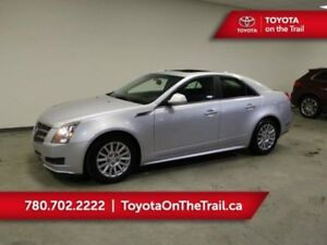 2010 Cadillac CTS Sedan SUNROOF, LEATHER, HEATED SEATS, BOSE PRE