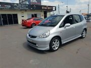 2003 Honda Jazz VTi-S Silver 7 Speed CVT Auto Sequential Hatchback Burwood Burwood Area Preview