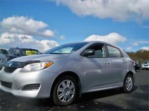 91$ BI WKLY OAC!!! 2012 Matrix A/C! WINTER TIRES INSTALLED!!!