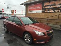 2012 Chevrolet Cruze LS+ w/1SB**AUTO**ONLY 44KMS**FUEL EFFICIENT