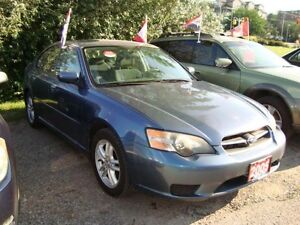 2005 Subaru Legacy 2.5i AWD Only 165km Accident & Rust Free
