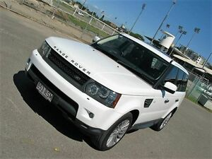2011 Land Rover Range Rover MY11 Sport 3.0 TDV6 White 6 Speed Automatic Wagon Albion Brisbane North East Preview