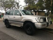 2000 Toyota Landcruiser FZJ105R RV (4x4) 4 Speed Automatic 4x4 Wagon Somerton Park Holdfast Bay Preview