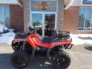 +++CLEARANCE+++ 2017 Arctic Cat Alterra 700 XT ONLY $8999**