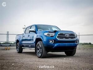 2016 Toyota Tacoma Limited *SOLD*