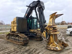 2006 Tigercat /TimberKing TK711 Feller Buncher