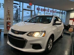 2017 CHEVROLET SONIC LT, BACK-UP CAMERA, HEATED SEATS