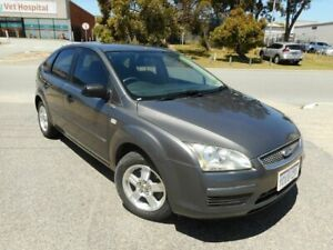 2007 Ford Focus LS CL Grey 5 Speed Manual Hatchback Wangara Wanneroo Area Preview