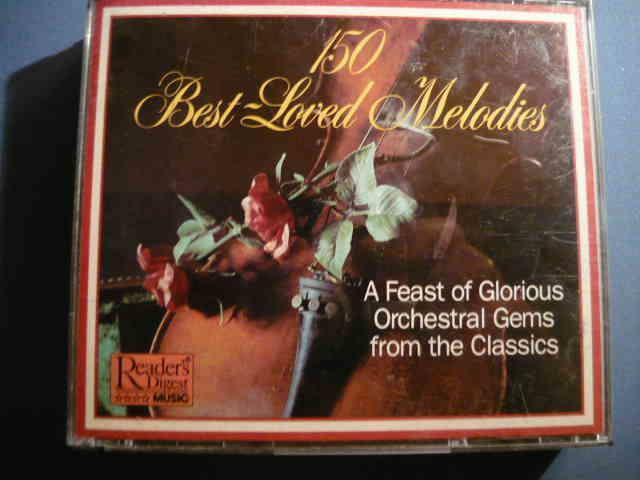 150 Best loved melodies