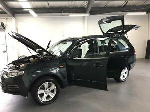 2011 Ford Territory SZ TX (RWD) Blue 6 Speed Automatic Wagon Frankston Frankston Area Preview