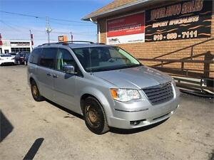 2010 Chrysler Town & Country Limited**2 DVD**NAVI**CAM**LEATHER