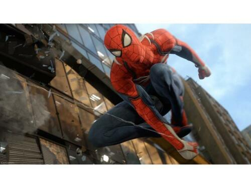 Купить PlayStation 711719506126 - Marvel's Spider-Man - PlayStation 4