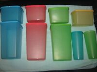 NEW TUPPERWARE BUNDLE GREAT FOR SUMMER