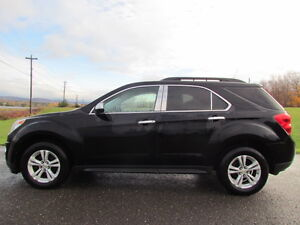 2010 Chev Equinox LT: GPS! BACK UP CAMERA! AWD! FREE WARRANTY!