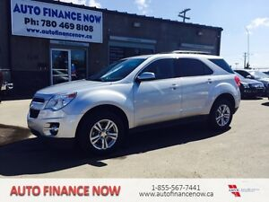 2012 Chevrolet Equinox TEXT EXPRESS APPROVAL TO 780-708-2071