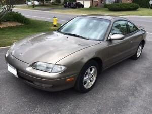 1997 Mazda MX-6 LS Coupe (2 door)