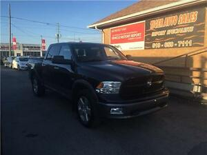 2011 Ram 1500 **Outdoorsman edition***HEMI**4X4**ONLY 139KMS