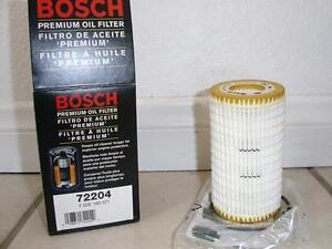 Brand new OEM Bosch filter for Mercedes 72204