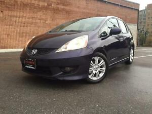 2009 Honda Fit SPORT-5 SPEED-RELIABLE
