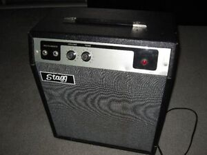 Vintage 70's Stagg Amp (Made in Canada)