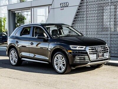 2020 Audi Q5 45 TFSI Premium Plus 2020 Audi Q5 45 TFSI Premium Plus 7-Speed Automatic S tronic 2326 Miles Mythos B