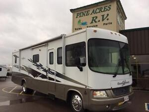 2007 Georgetown 34' A Class Motorhome with 3 Slides!!!