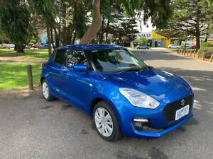 2019 Suzuki Swift AZ GL Navigator Blue 1 Speed Constant Variable Hatchback Croydon Maroondah Area Preview