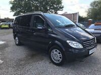 2004 Mercedes-Benz Viano 3.2 Ambiente Long MPV 5dr LOW MILES + AUTO+7 SEAT+2 KEYS