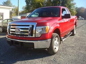 "2010 Ford F-150 XLT    ""end of month special"""