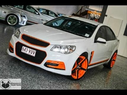 From $89p/w ON FINANCE* 2013 Holden Commodore EVOKE Mount Gravatt Brisbane South East Preview