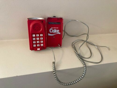 COCA COLA CAN TELEPHONE PHONE