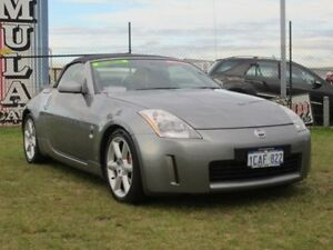 2005 Nissan 350Z Z33 Roadster Pewter 5 Speed Automatic Convertible Wangara Wanneroo Area Preview