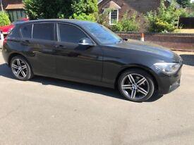 2013 BMW 1 series Sports Turbo 1.6 Petrol 118i Efficiant Dynamic With Warranty