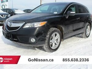 2014 Acura RDX heated seats, rims, roof and back up cam!!!