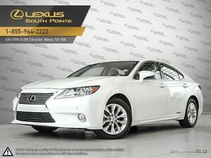 2013 Lexus ES 300h Technology package
