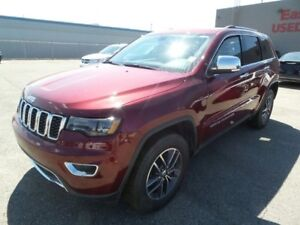 2017 Jeep Grand Cherokee LIMI