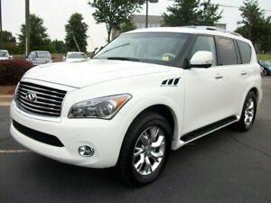 2011 Infiniti QX56 AWD! Very Clean, 8 passenger! Loaded!