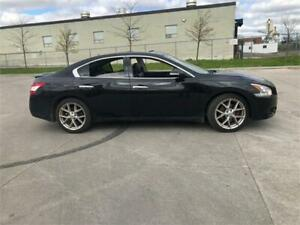2010 Nissan Maxima, Leather, Sunroof , Auto,  3/Y Warranty Avail
