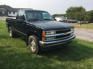 1995 Regular Cab Short Box Silverado- Fully Restored