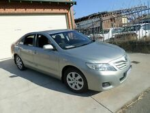 2009 Toyota Camry ACV40R Altise Gold 5 Speed Automatic Sedan Mount Lawley Stirling Area Preview