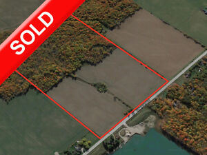 SOLD: Build Your Dream Estate or Add to Your Land in Ilderton