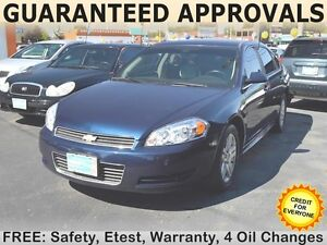 2011 Chevrolet Impala LT can be yours for $35/week