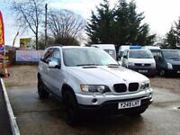 2001 BMW X5 3.0i Sport 5dr MANUAL BOX FSH