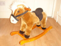 Rocking Horse, very clean - £10 sorry no offers