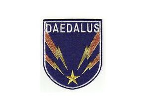 Stargate-Atlantis-Cappotto-delle-armi-del-labirinto-di-nave-stargate-Daedalus