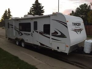 2012 Tracer Executive Series Ultra Lite 2900BHS