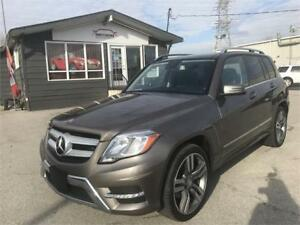2013 Mercedes-Benz GLK 350 4MATIC|NAV|PANO|CAM|LEATHER