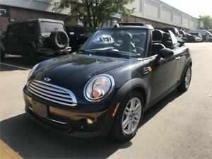 2014 MINI Cooper Convertible, AUTOMATIC, NO ACCIDENT